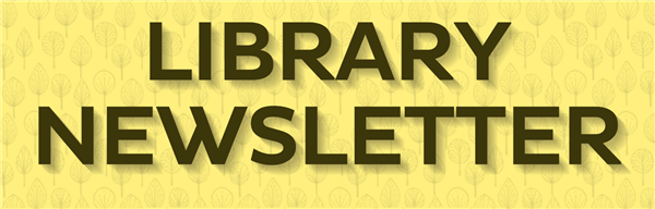 High School Library Newsletter