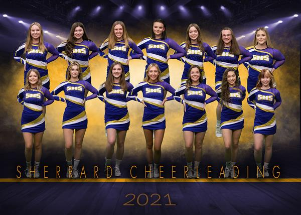 Competition Cheer 20-21